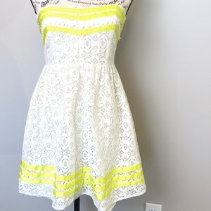 Flying Tomato Lace Summer Dress Size Small